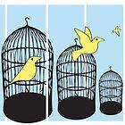 Fly Away Birdie by RocketGirl