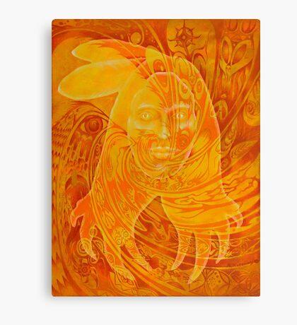 Spirit Fire Canvas Print