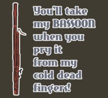 Bassoon by evisionarts