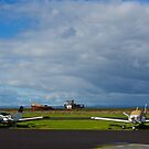 Why are they inactive?. Tooradin airport. Australia. by johnrf