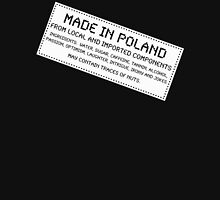 Traces of Nuts - Poland Womens Fitted T-Shirt
