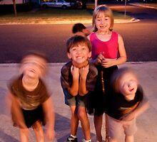 Crazy Kids !!!!! by LauraBroussard
