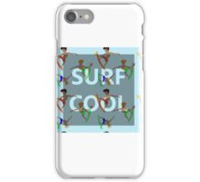 SURF COOL iPhone Case/Skin
