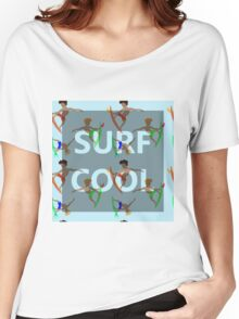 SURF COOL Women's Relaxed Fit T-Shirt