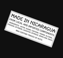 Traces of Nuts - Nicaragua Kids Clothes