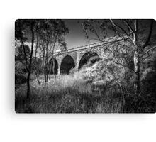 Harcourt Rail Bridge  Canvas Print
