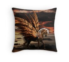Aethon's Rest Throw Pillow