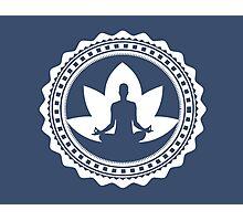Sacred Meditation  Photographic Print
