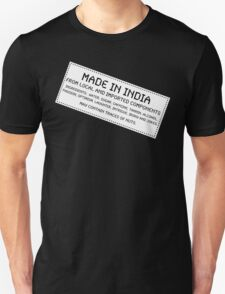 Traces of Nuts - India T-Shirt