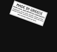 Traces of Nuts - Greece Unisex T-Shirt
