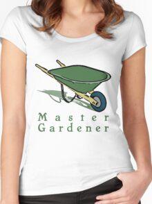 Master Gardener Women's Fitted Scoop T-Shirt