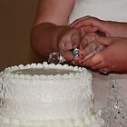 Cutting the Cake by Vonnie Murfin