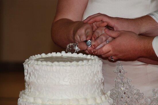 Cutting the Cake by Vonnie Murfin