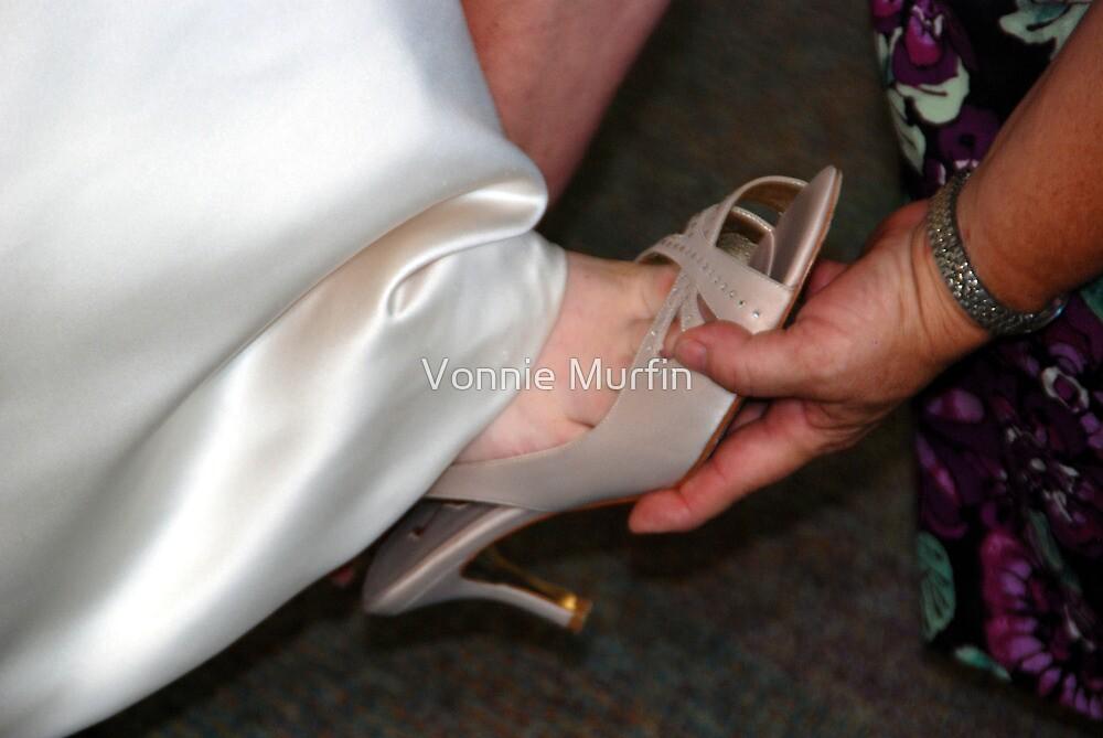 Shoe by Vonnie Murfin