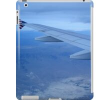 Flying Above | San Francisco - Las Vegas iPad Case/Skin