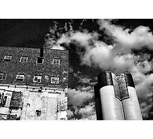 Opposites Photographic Print