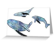 Whale of a Good Time Greeting Card