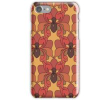 Chinese flowers iPhone Case/Skin