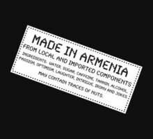 Traces of Nuts - Armenia by Ron Marton
