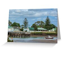 Country town Greeting Card