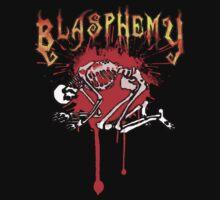 Bleeding Through Death Metal by JP Grafx