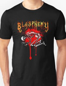 Bleeding Through Death Metal Unisex T-Shirt
