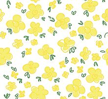 floral pattern by IrinaShi