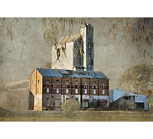The Old Flour Mill Photographic Print