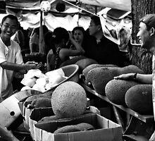 Fruit Market by Benjamin Sloma