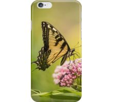 Eastern Tiger Swallowtail 1-2015 iPhone Case/Skin