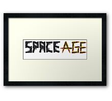 SPACE AGE KILLERS Framed Print