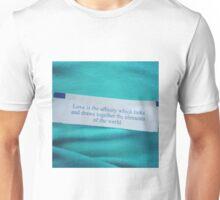 Fortune on Love  Unisex T-Shirt