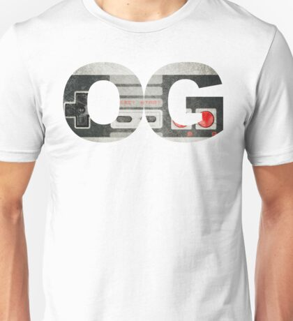 OG - Gaming Unisex T-Shirt