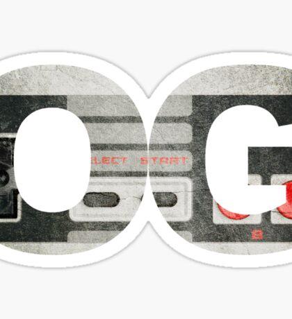 OG - Gaming Sticker