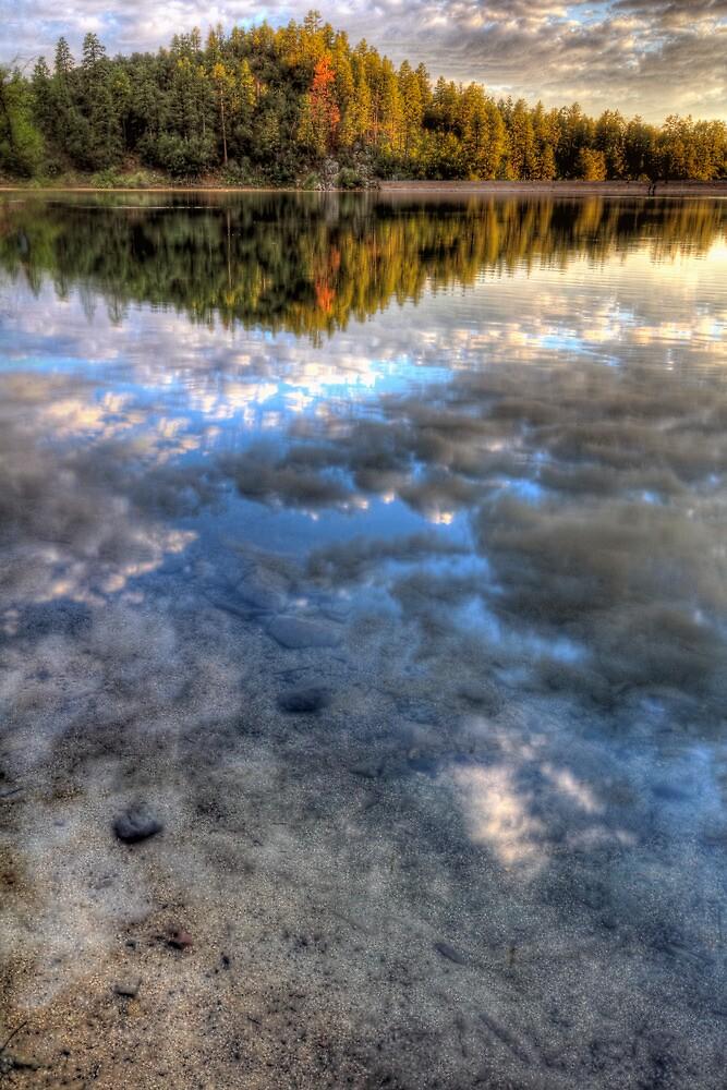 Sky Water by Bob Larson