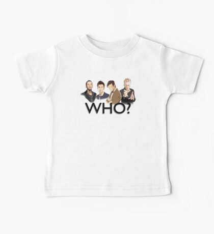 Who? Baby Tee