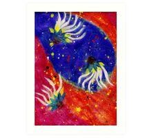 Peyote Dreams - Windflower Spirits Art Print