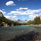 Bow River by Magnum1975