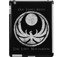Skyrim - Agent of Nocturnal iPad Case/Skin