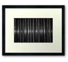 The Matrix of Babbage Framed Print
