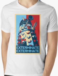 EXTERMINATE Hope Mens V-Neck T-Shirt