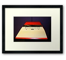 Honeywell 316 Kitchen Computer Framed Print