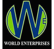 World Enterprises  Photographic Print