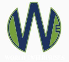 World Enterprises  Baby Tee