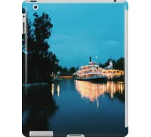 Steamboat iPad Case/Skin