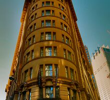 OLd Building by donnnnnny