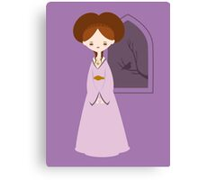 Sansa the Little Bird Canvas Print