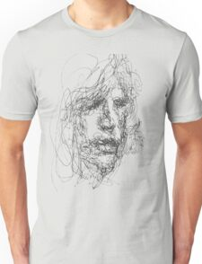 Portrait sketch #1 Unisex T-Shirt