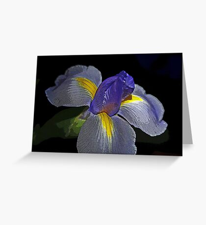 Something may close, but something will always open! Greeting Card