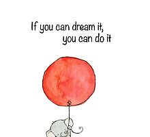 if you can dream it by iheartcory